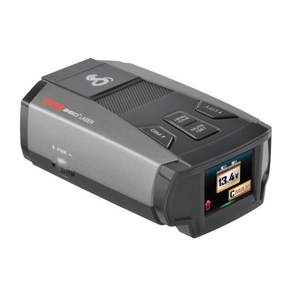 SPX 7700 Max Performance Radar & Laser Detector