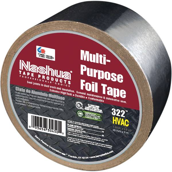 322 HVAC Multi - Purpose Foil