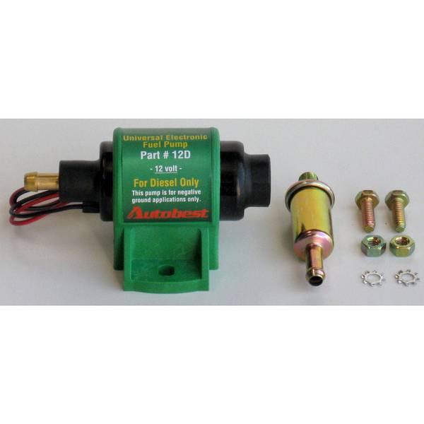 Universal Diesel Fuel Pump