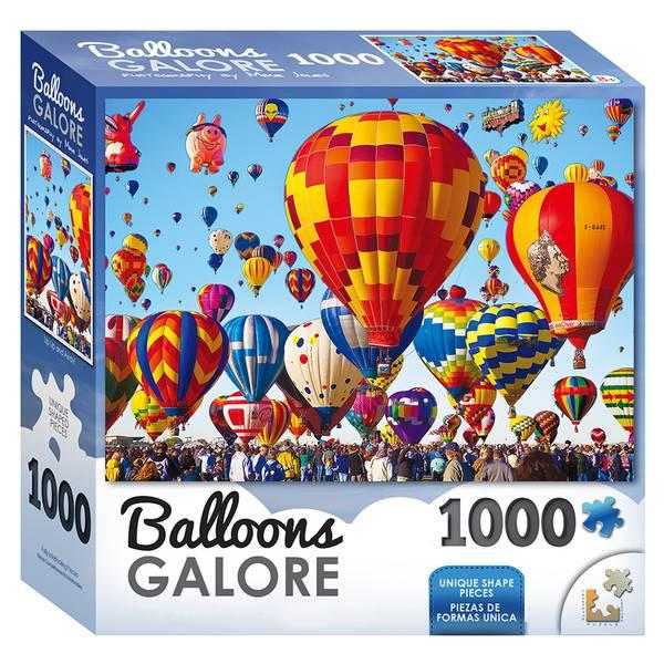 1000-Piece Balloons Galore Puzzle Assortment