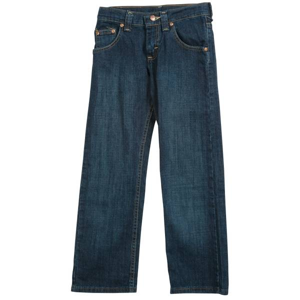 Boys' Weston Slim Fit Straight Leg Jeans