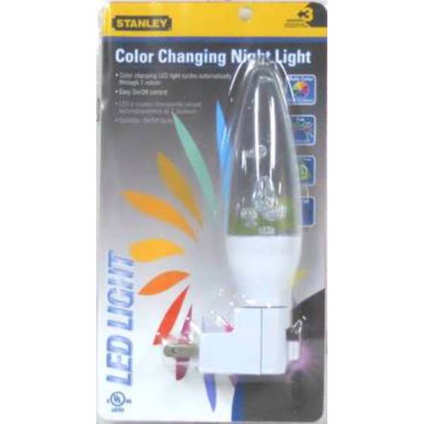 Stanley Color Changing Led Night Light