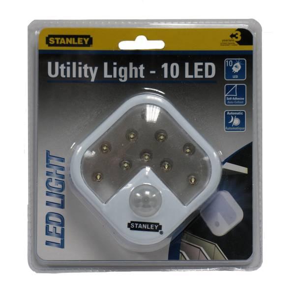 10-LED Motion Activated Sensor Light