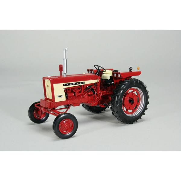Farmall 504 Gas Wide Front Tractor with Fenders