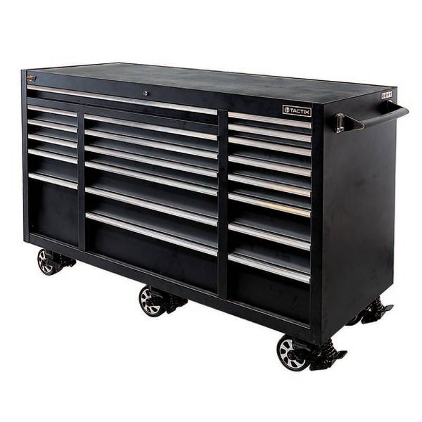 Tactix 20 Drawer Tool Cabinet