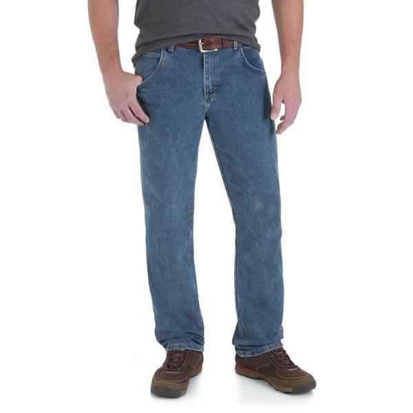 Men's Advanced Comfort Regular Fit Jeans