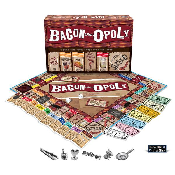 Bacon-Opoly Game