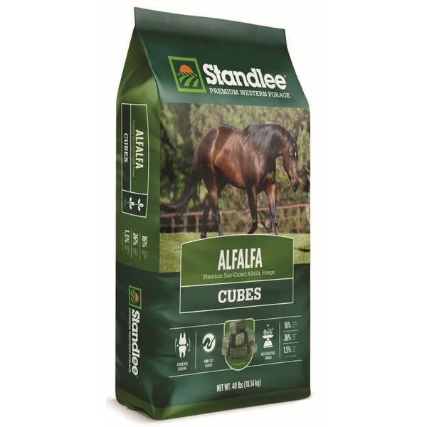 Premium Alfalfa Cubes