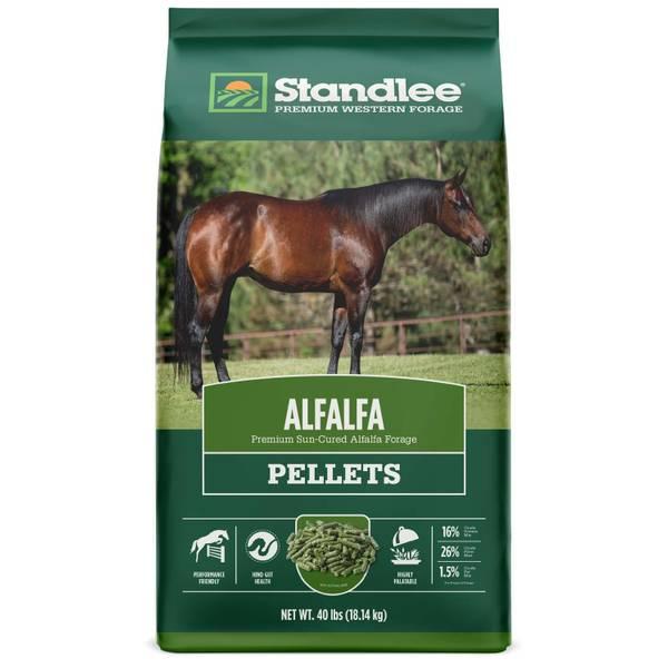 Premium Alfalfa Pellets