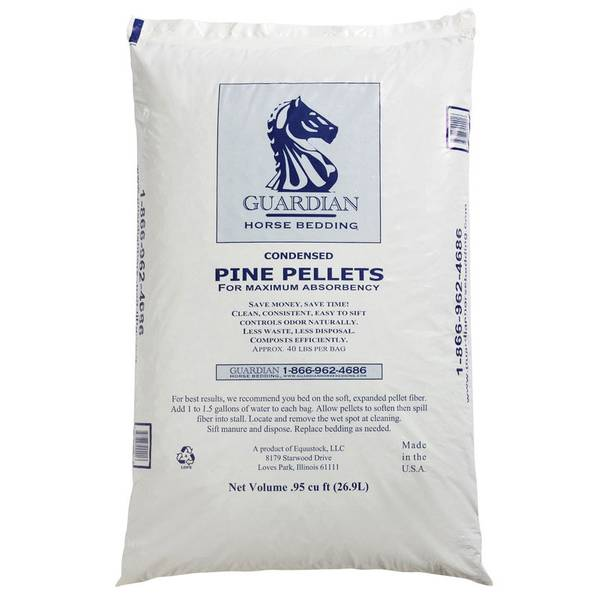 Premium Pine Pellets