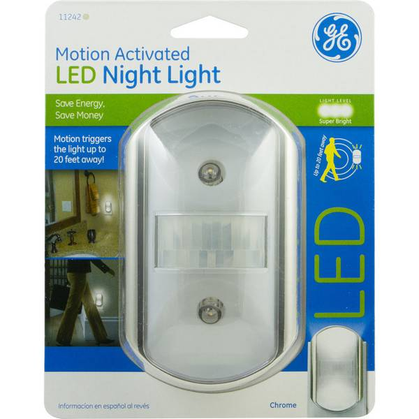 ge motion activated led night light at blain 39 s farm fleet. Black Bedroom Furniture Sets. Home Design Ideas