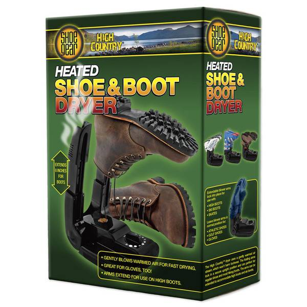 Active Boot Dryer and Warmer