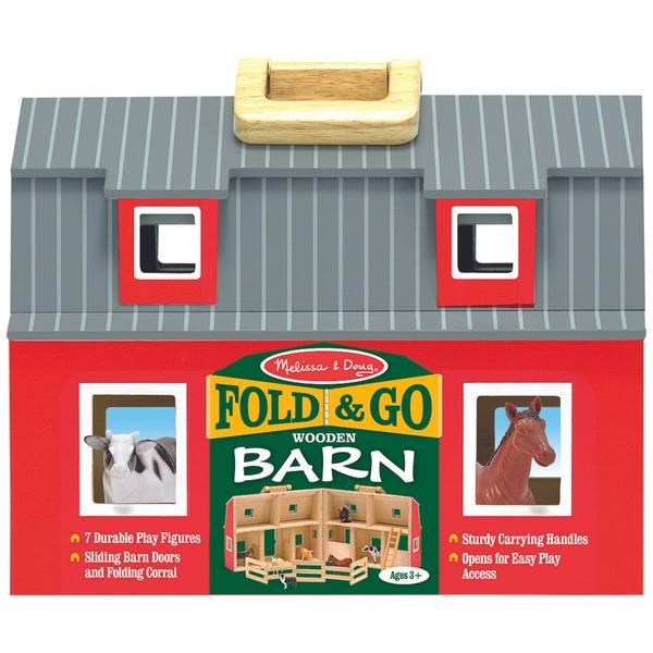 Fold & Go Barn