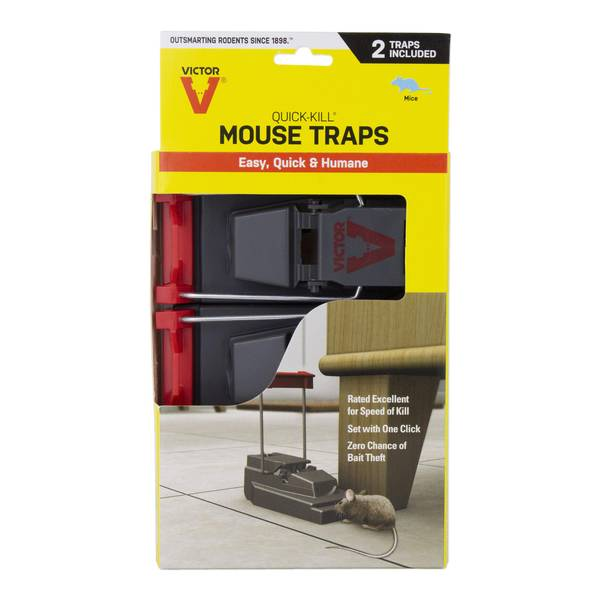 Quick - Kill Mouse Trap