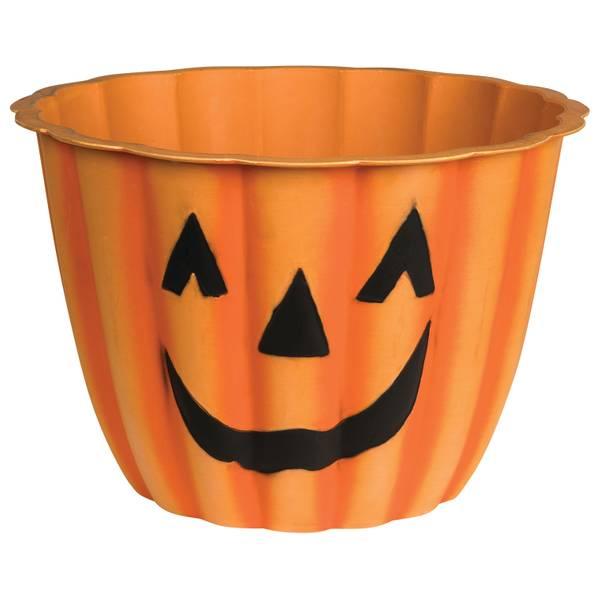 """12"""" Pumpkin Face Planter"""