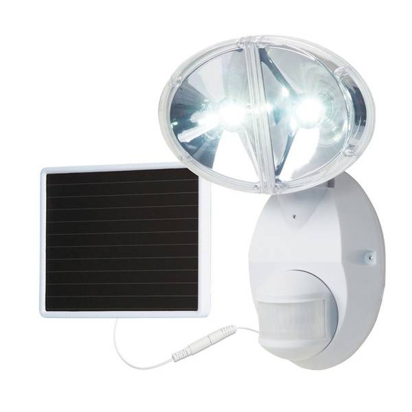 Solar LED Motion Security Light