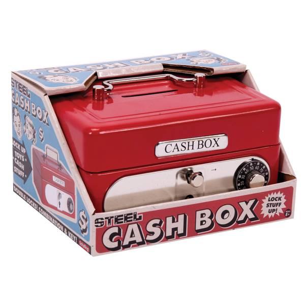 Locking Cash Box