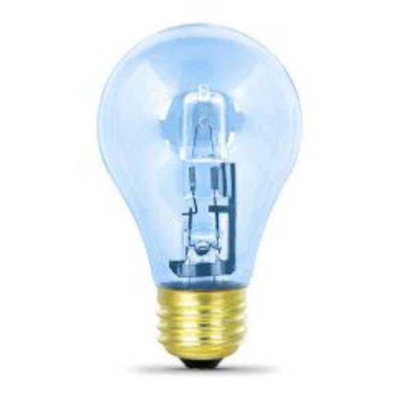 2 Pack Halogen 72 Watt/100 Watt A19 Clear Enhance Light Bulb