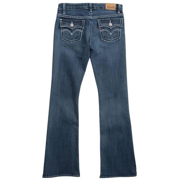 Little Girls' Bootcut Jeans