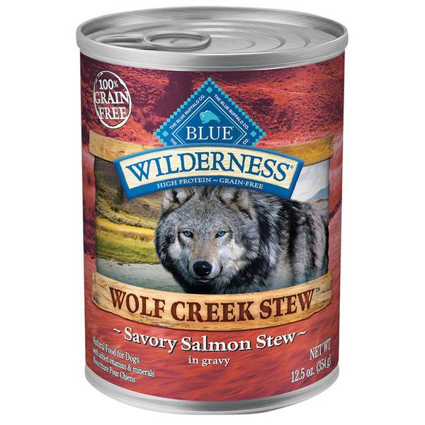 California Natural Dog Food Salmon