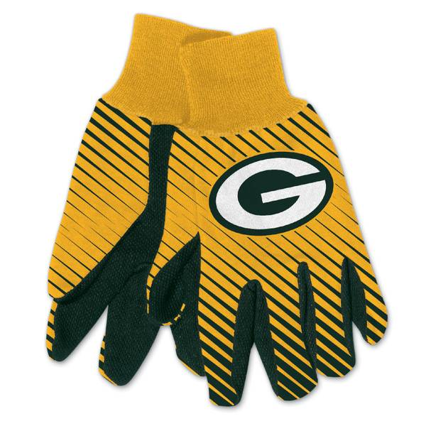 Green Bay Packers Utility Work Gloves