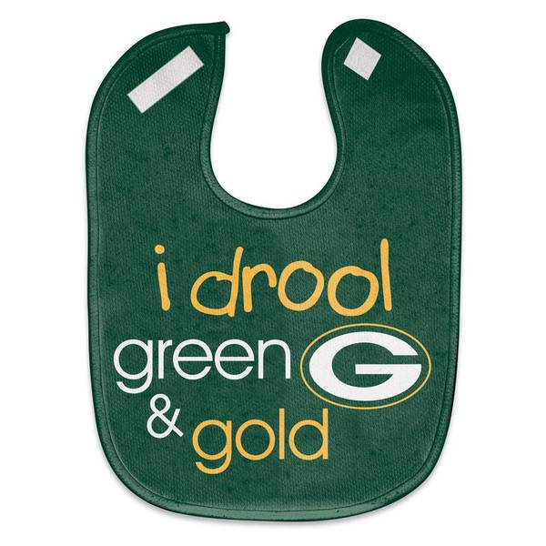 Green Bay Packers All Pro Baby Bib