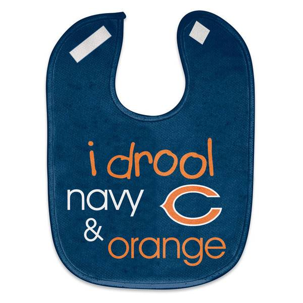 Chicago Bears All Pro Baby Bib