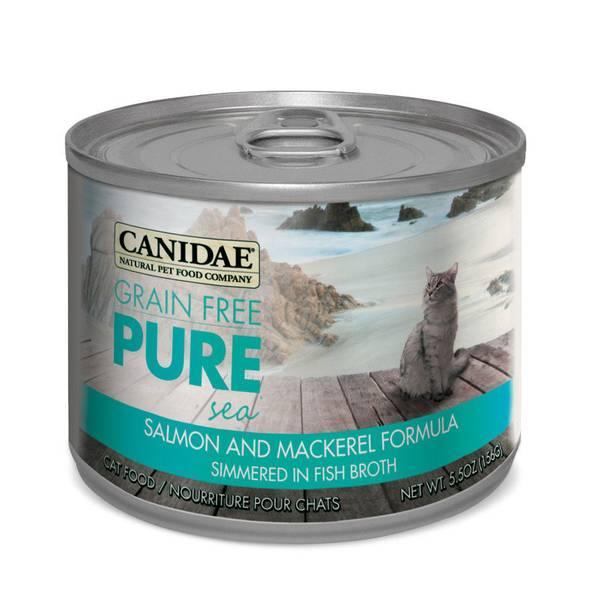 Grain Free Pure Sea Cat Food 5.5 oz can