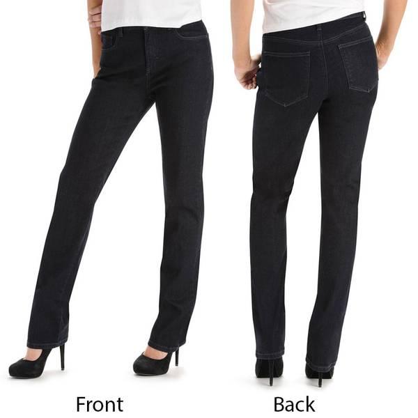 e0cc022ebb5 Lee Misses Horizon Classic Fit Monroe Straight Leg Jeans