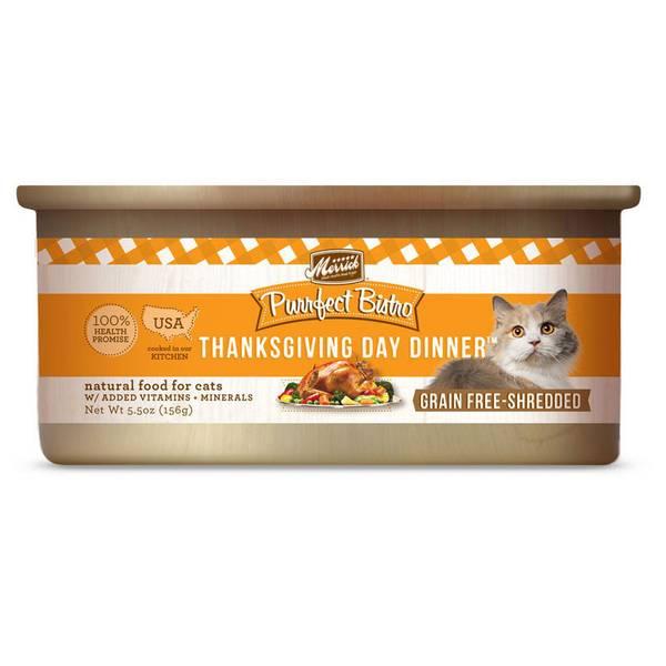 5.5 oz Purrfect Bistro Grain Free Chicken Cat Food