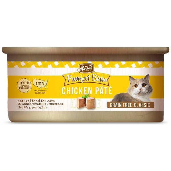 5.5 oz Purrfect Bistro Chicken Cat Food