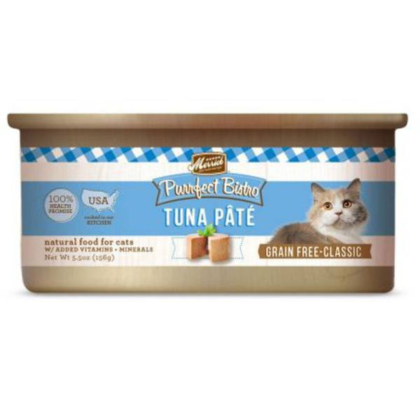 5.5 oz Purrfect Bistro Tuna Cat Food