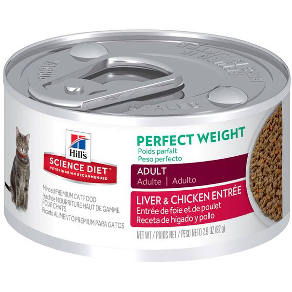 Science Diet Perfect Weight Cat Food