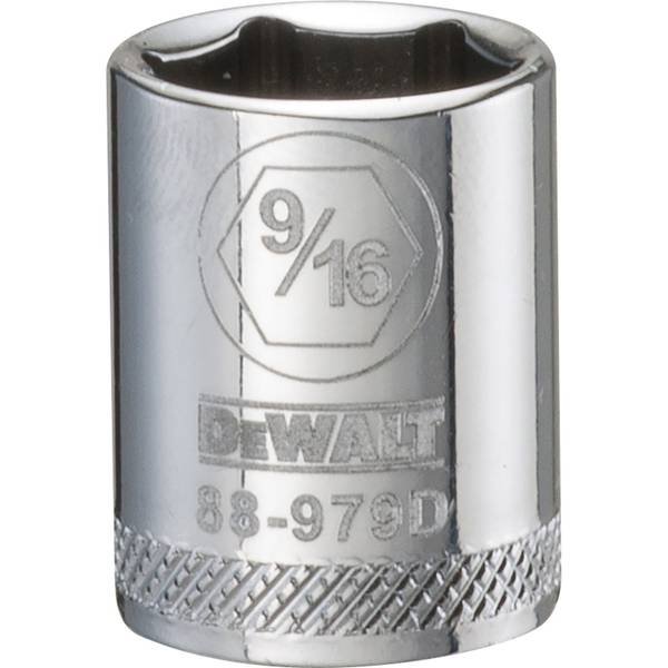 DEWALT DWMT88976OSP 6 Point 3//8 Drive Socket 3//8 SAE
