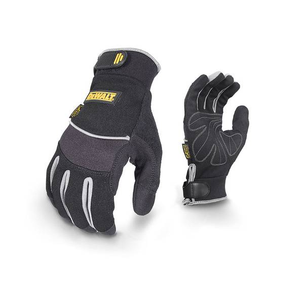 Men's All-Purpose Synthetic Leather Performance Gloves