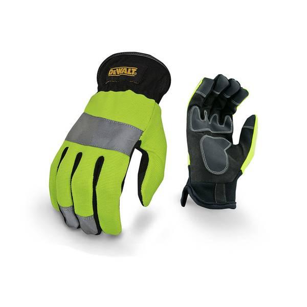 Men's Hi Viz RapidFit Performance Gloves