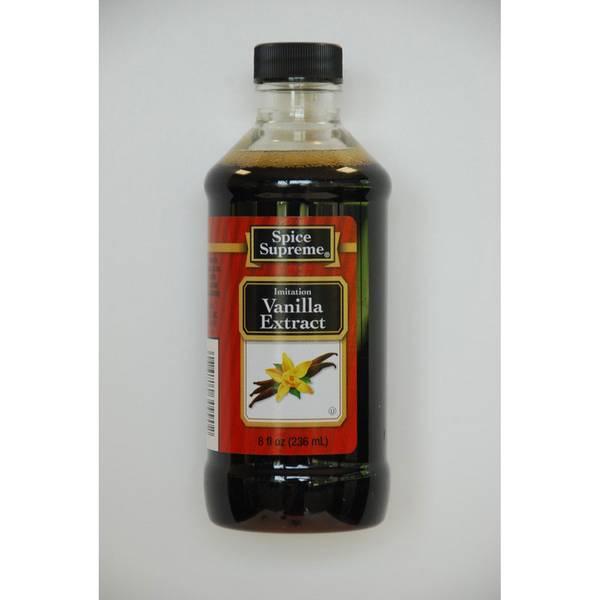 Imitation Vanilla Extract