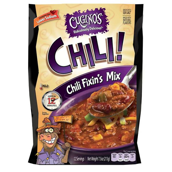 Chili Fixin's Mix