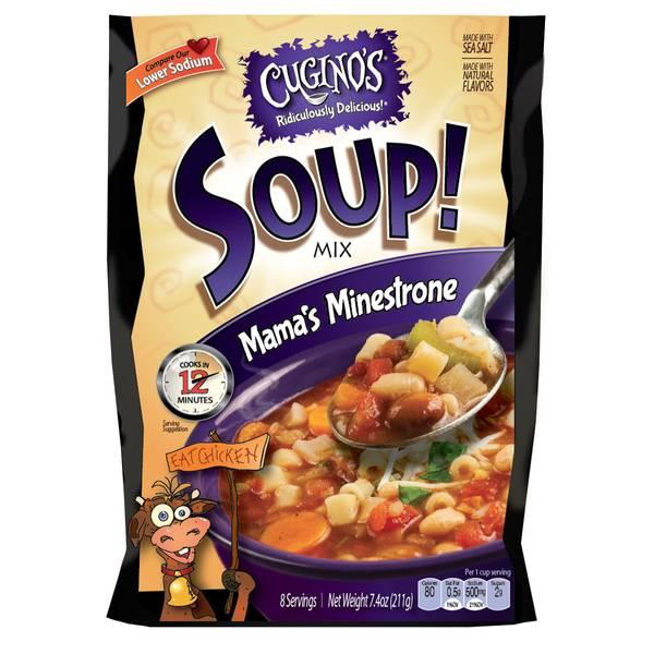 Minestrone Soup Mix