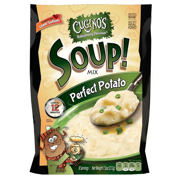 Perfect Potato Soup Mix