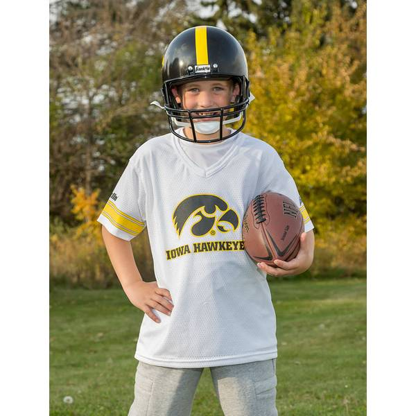 University of Iowa Helmet & Jersey Set