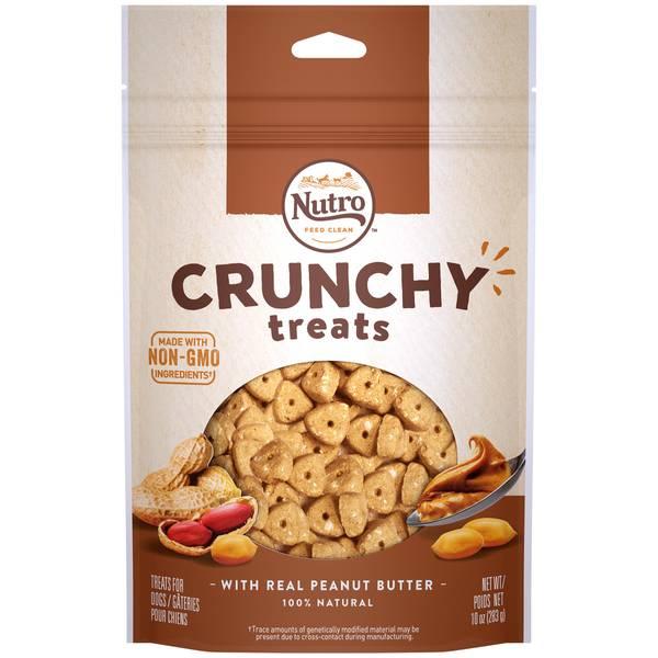 Crunchy Dog Treats