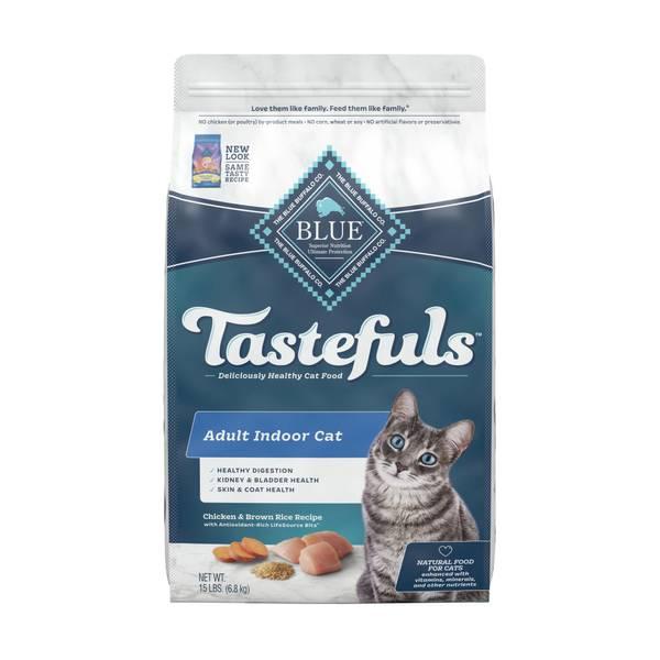 15 lb Chicken & Brown Rice Indoor Health Adult Cat Food