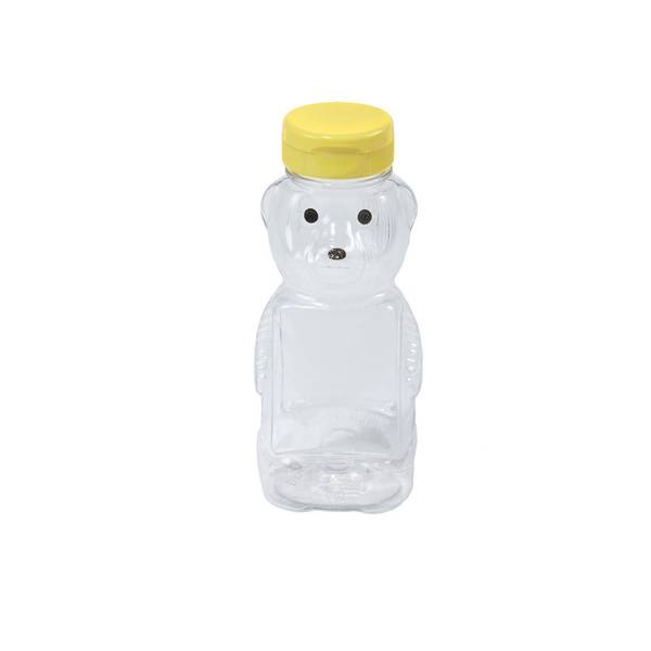 Honey Bear Bottles 12-Pack