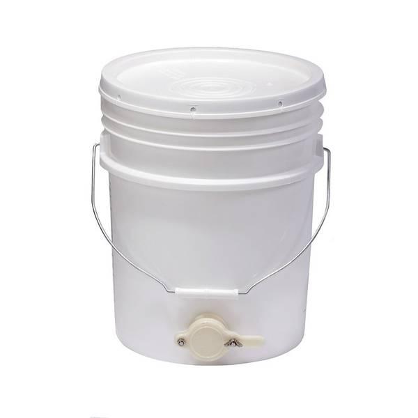 Beekeeping Plastic Bucket