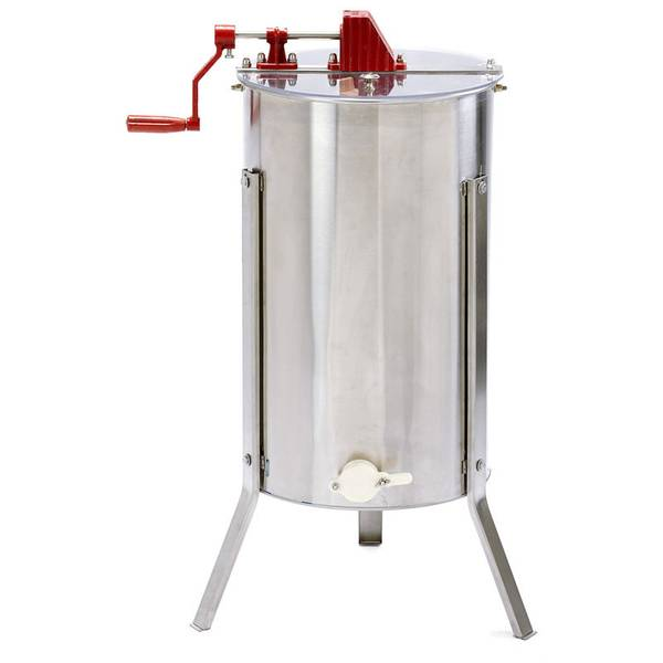 Little Giant Two Frame Stainless Steel Honey Extractor