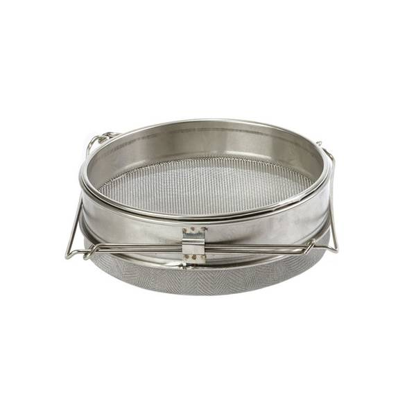 Stainless Steel Honey Strainer