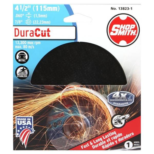 "4-1/2"" DuraCut Wheel"