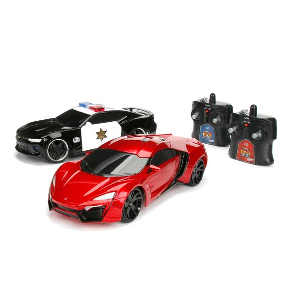 Remote Control HyperChargers Heat Chase Assortment