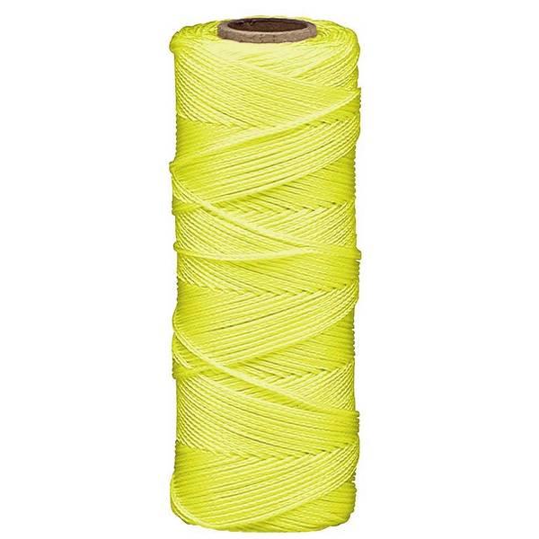 500' Braided Yellow Line